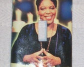 Miss Cleo lightswitch cover