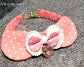 Mini Mini - Cute Collar \/ Necklace for Small Dog
