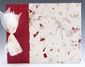 Handmade Photo Album - Christmas Floral - Small