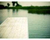 Water Photograph - Diving Board - Michigan - Summer - Lake - Feels Like July- Original Fine Art Photograph - Landscape Photography - Bock