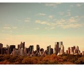 New York City - NYC - New York Sklyine - New York Photograph - Skyline 2 - Original Fine Art Photograph of New York City