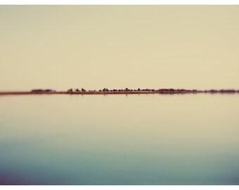 Water Photograph - Michigan Art - Summer Art - Fine Art Photograph - Gather Your Dreams - Landscape Photograph - Home Decor - Oversized Art
