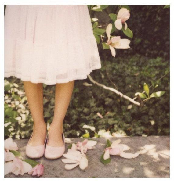 Polaroid Photograph- Late Bloomer- Alicia Bock