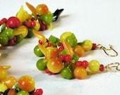 Fruity Earrings