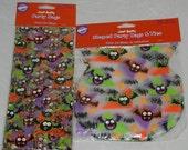 Halloween Bat Cellophane Bags