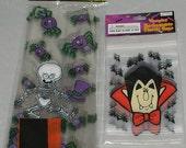 Halloween Dracula Bags