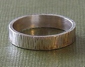 TUTORIAL   Simple soldered silver band ring   LESSON
