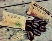 Handmade Coffee Bean Soap - Glycerin Coffee Soap Gift Set - Seen in the Huffington Post