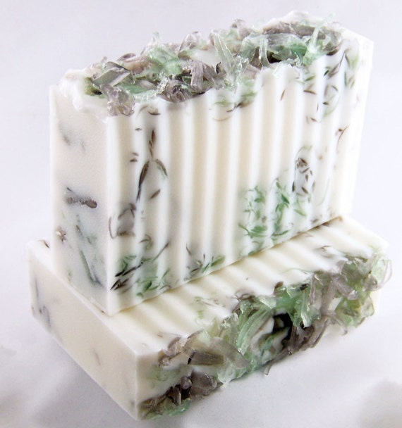 Handmade Glycerin Soap - Energizing Walk in the Park