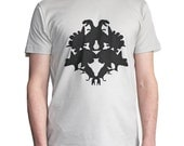 Men's Dinoblot T-Shirt Mist Grey