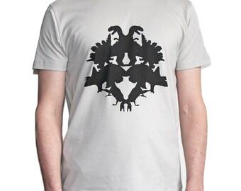 Men's Dinoblot T-Shirt Mist Grey
