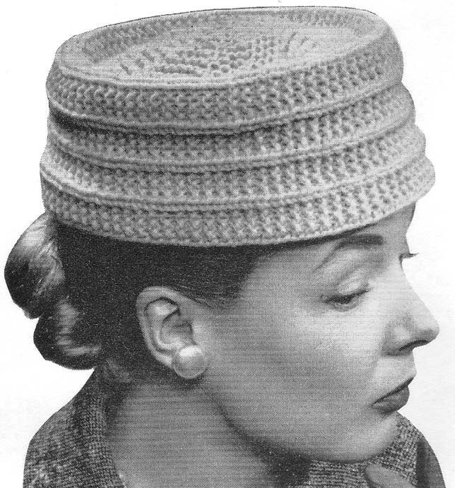 Knitting Pattern For Pillbox Hat : Chandeliers & Pendant Lights