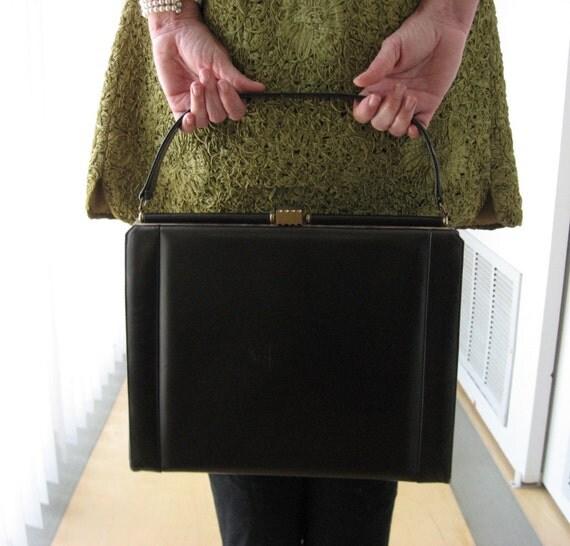 Leon of California Gianormous Vintage Handbag