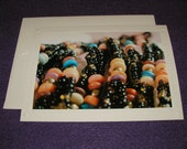 Beadlove Photo Greeting or Note Card