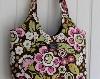 Boho Bag in Rose Deco