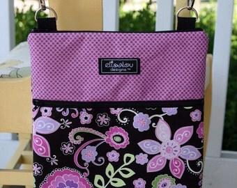 iPad Padded Sling Bag- Boho Blossom