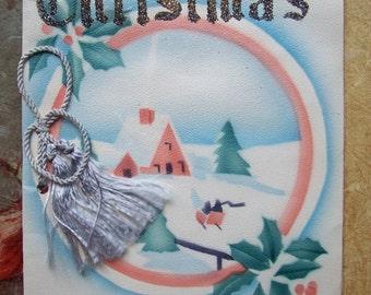 Merry Christmas Maxine Greeting Card Unused