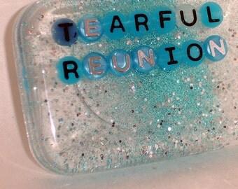 Funny Gift, SALE Geekery Geek, Housewarming Gift, Shower Art - Tearful Reunion