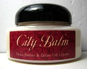 Custom Scented Pure Shea Butter and Olive Oil Cream 4 oz