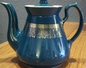 Ornate Teapot