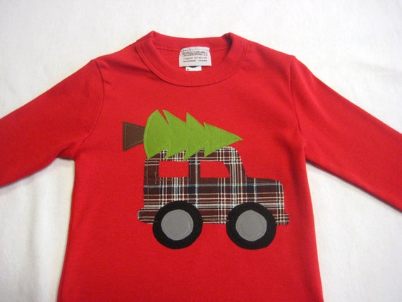 Christmas Shirts For Toddler Boys