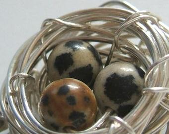 Quails Nest Necklace