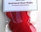 Un-Sappy Valentine Stuffie