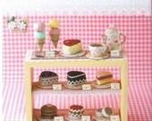 Japanese Craft Book Teddy Bear Miniature Quilt Shop