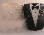 Wedding Koozie Set