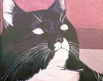 Nala Cat Portrait