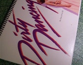 Dirty Dancing Recycled Album Cover Notebook