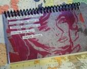 Joseph Conrad Men and Women  Quote Blank  Notepad
