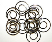 Silver Spiral Paper Clips- Pkg of 12