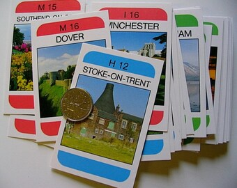 British City Cards- Pkg of 15