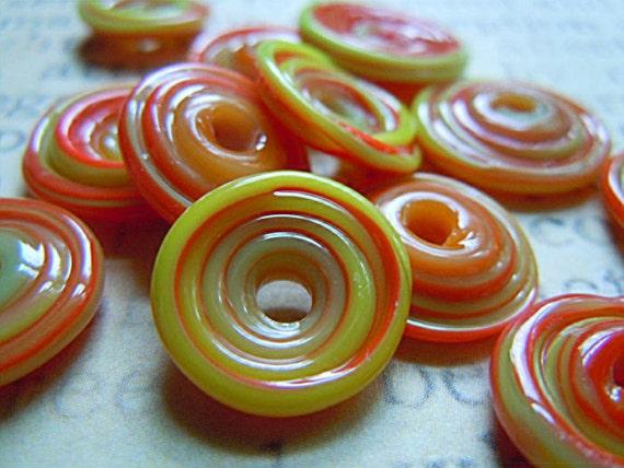 Dirty Dozen Discs in Citrus...New...