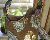 Sweet Japanese Flowers - Shopping Tote