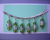 Spring Fling Stitch Markers