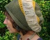 PDF Knitting Pattern - Hamadryad Tam