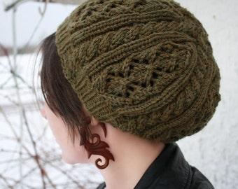 PDF Knitting Pattern - Fiona