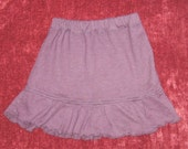 3 little organic skirts specially made for Majong