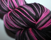Sock yarn-  Hogwarts Series, Narcissa Malfoy colorway