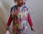 Trees Child Apron
