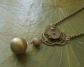 In the Engine Room Steampunk Necklace