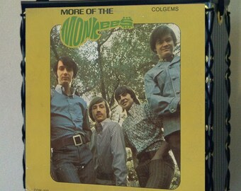 More Of The Monkees- Record Album Tote Bag