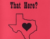 Yall Dont Do That Here - a zine about leaving Texas