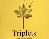 Triplets - a haiku zine