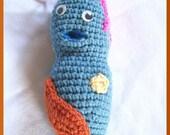 Crochet Pattern, Perry Mecium