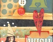 A Wish ACEO