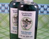 Nag Champa Shower Gel - Body Wash - Bubble Bath - Vegan