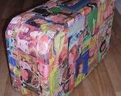 Harlequin Suitcase